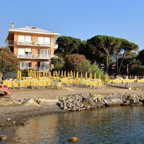 Residence Villa Marina Diano Marina