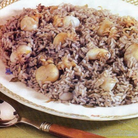 Risottino alle seppie, ricetta di Paola da Imperia