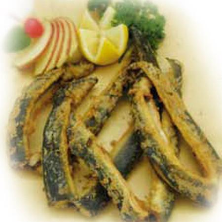 Anguille fritte del Torrente Impero, ricetta di Giovanna da Imperia