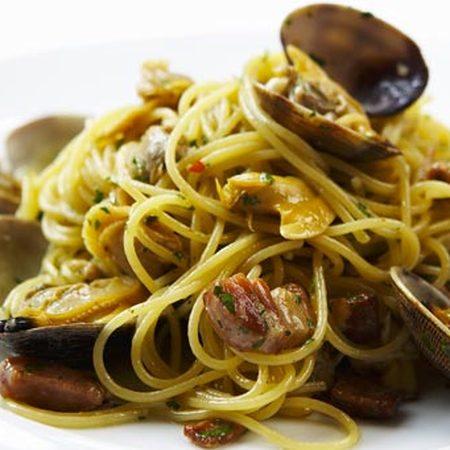 Spaghetti alle vongole, ricetta di Beatrice da Ventimiglia