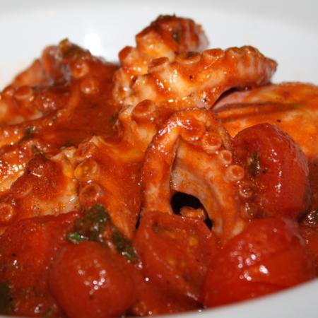 Polpetti del Mar Ligure, al pomodoro, ricetta di Lucia da Riva Ligure