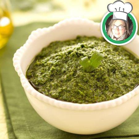 La salsa verde, ricetta di Mariuccia da Imperia