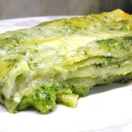 Polenta pesto e besciamella, ricetta di Caterina da Lavina