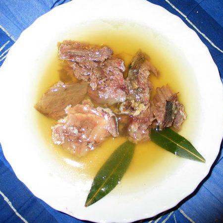 A zeraria (zrarìa), ricetta di nonna Rina da Oneglia