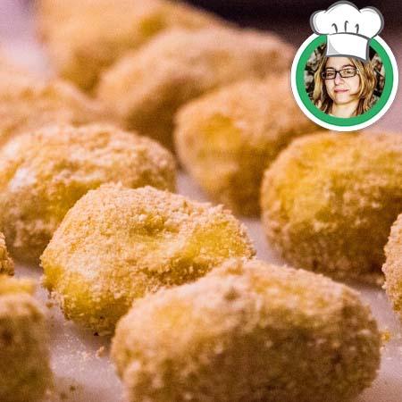 Crocchette filanti di patate, ricetta di Francesca da Leverone