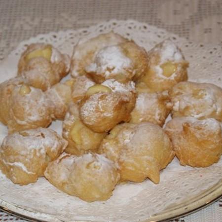 Petti de Muneghe, ricetta di Lina da Seborga