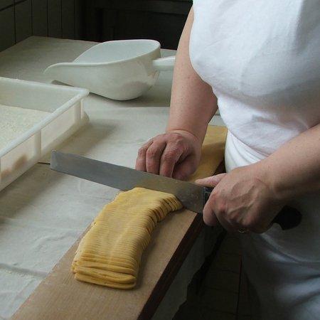 Tagliatelle , ricetta di Marcella da Soldano