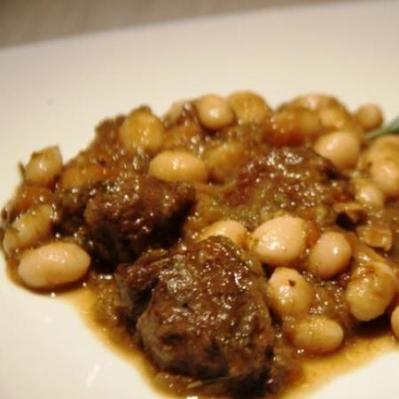 Capra e fagioli della Val Nervia, ricetta di Nadia da Ventimiglia